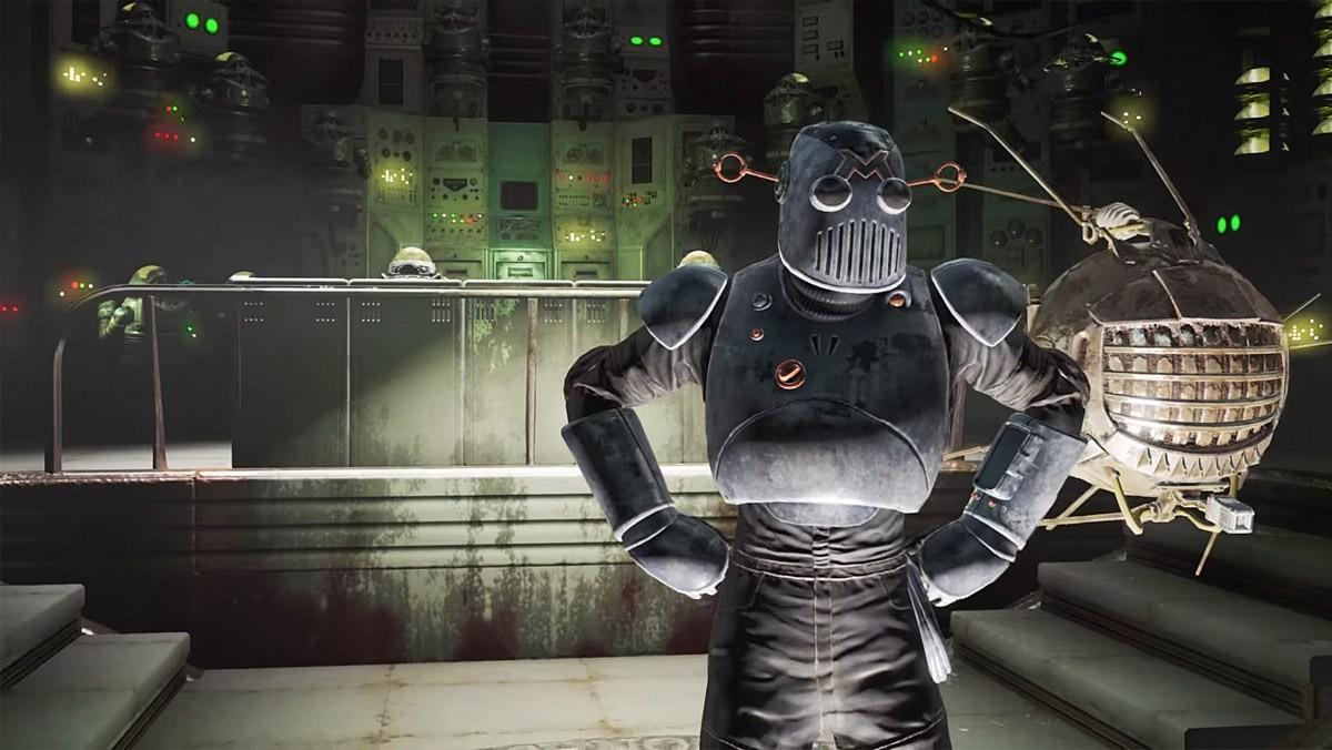 Fallout 4 Прохождение Automatron