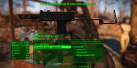Fallout 4  Мод Пистолет-пулемет MAC-11 / MAC-11 Machine Pistol