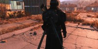Fallout 4 Мод Расширение ношения брони и одежды / Armorsmith Extended