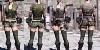 Fallout 4 Одежда Апокалипсиса / Apocalypse Attire — CBBE