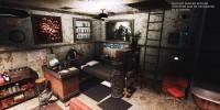 Fallout 4 Мод Жилые бункеры / Basement Living Bunker and Basement Player Homes