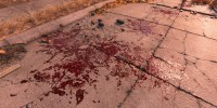 Fallout 4 Улучшенные текстуры крови / Enhanced Blood Textures
