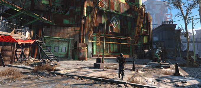 Fallout 4 Обзор для новичка