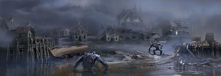 Fallout 4 Far Harbor обзор, описание