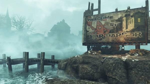 Прохождение Fallout 4 Far Harbor. Часть 1