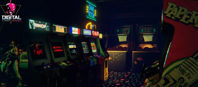 Как найти ретро видеоигры?