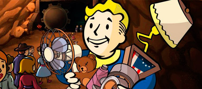 Fallout Shelter на PC цифровой лаунчер