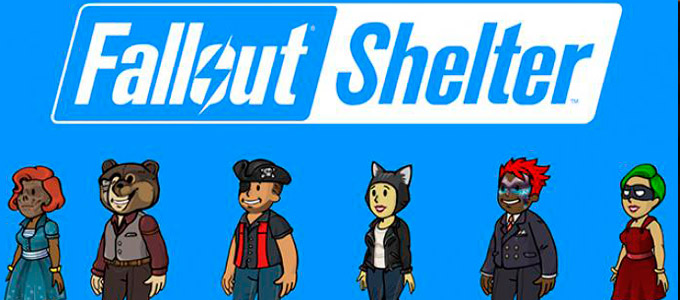 Fallout Shelter системные требования на PC
