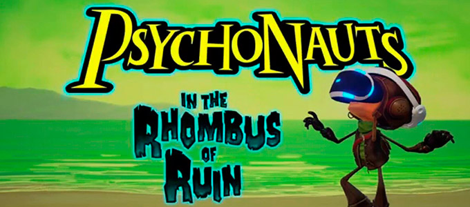 Психоделика / Psychonauts Обзор