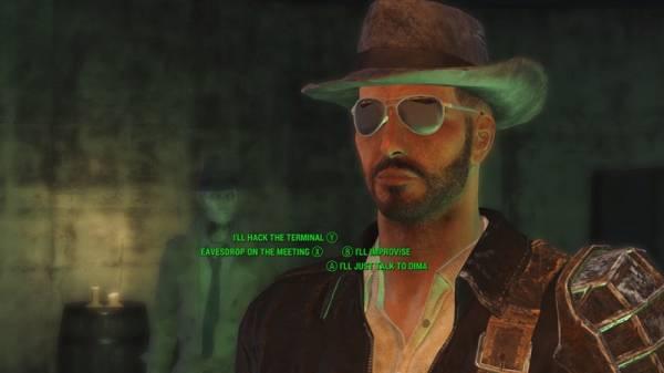 Прохождение Fallout 4 Far Harbor. Часть 2