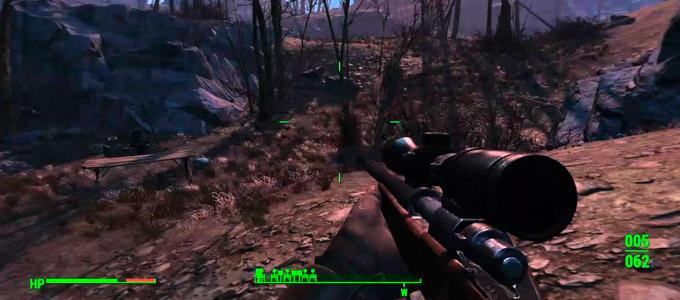 Бункер Fallout 4
