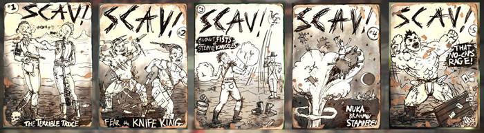 """Fallout 4 Nuka-World журналы """"Мусорщик"""", Фоллаут 4 все журналы мусорщик"""