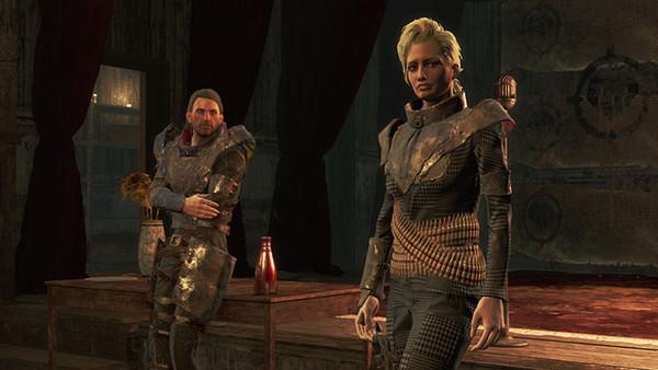 Fallout 4 Nuka World Начало