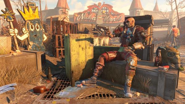 Обзор Fallout 4 Nuka-World