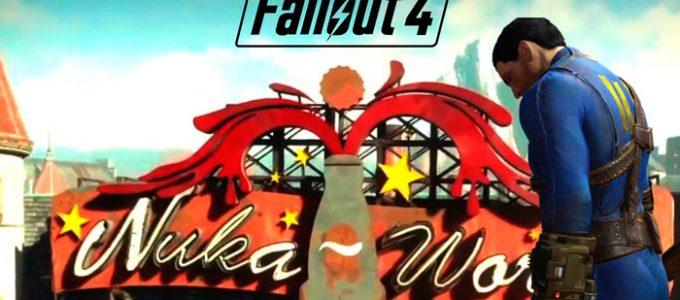 Прохождение Fallout 4 Nuka-World Часть 4 Фоллаут 4 Нюка Ворлд