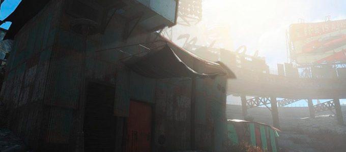 Улучшенный Даймонд-Сити Моды для Fallout 4 / Фоллаут 4
