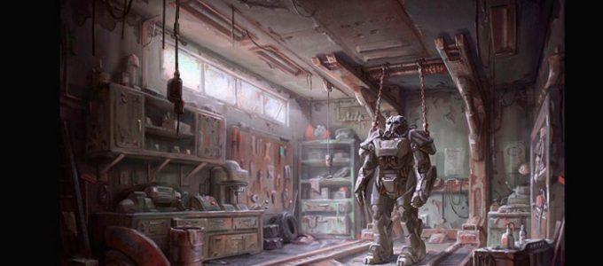 Текстуры для повышенной производительности Моды для Fallout 4 / Фоллаут 4
