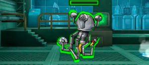 Мистер Помощник в Fallout Shelter (Mr. Handy)