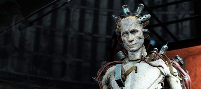 Fallout 4 Far Harbor Как решить пазл и получить память DiMA