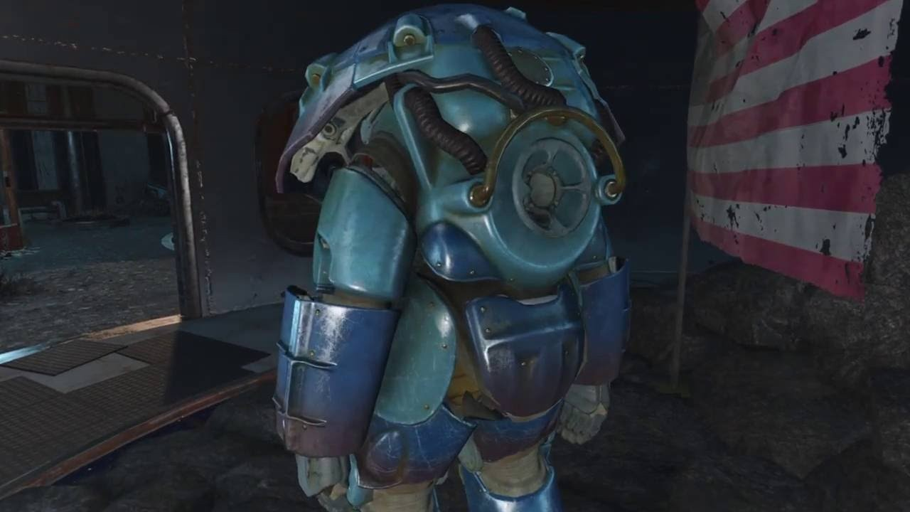 «Квант Х-01 V» силовая броня