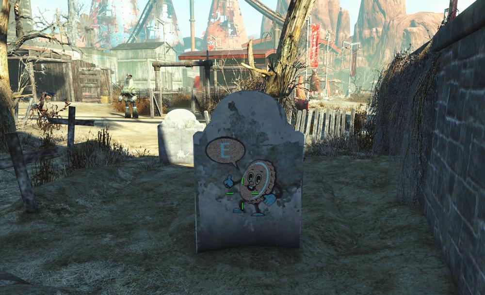 Прохождение Fallout 4 Nuka-World [Побочные задания]