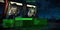 Станция Силовой брони с подсветкой Моды для Fallout 4 / Фоллаут 4