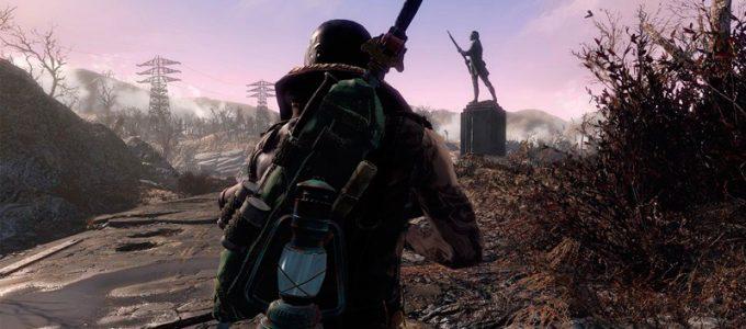 Сумка путешественника Броня и Одежда Моды для Fallout 4 / Фоллаут 4