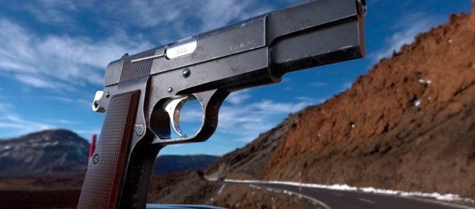 Пистолет 9мм Оружие Моды для Fallout 4 / Фоллаут 4