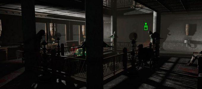 "Новые интерьеры Убежище ""Лексингтон"" Моды для Fallout 4 / Фоллаут 4"