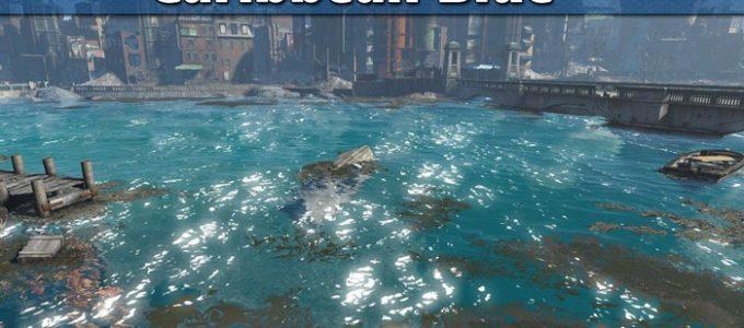 """""""Живая"""" вода Содружества Моды для Fallout 4 / Фоллаут 4"""