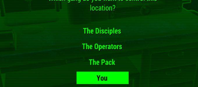 Ваша собственная Красная Ракета в Ядер-Мире Геймплей Моды для Fallout 4 / Фоллаут 4