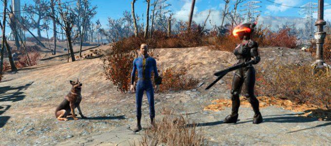 Личный телохранитель Штурматрон Доминатор Компаньоны Моды для Fallout 4 / Фоллаут 4