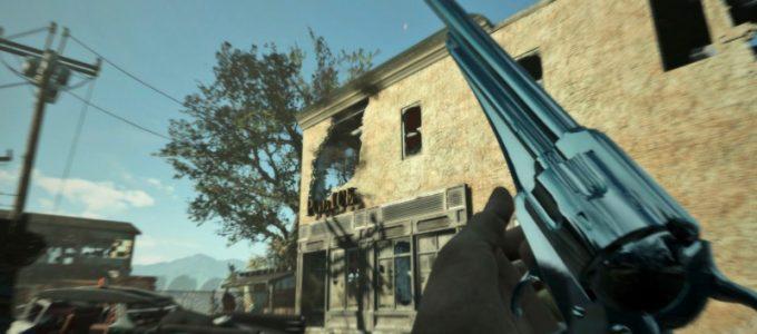 Револьвер Ремингтон 1875 Оружие Моды для Fallout 4 / Фоллаут 4