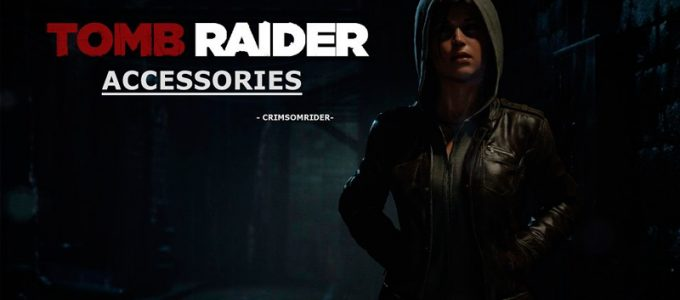 Tomb Raider аксессуары Броня и Одежда Моды для Fallout 4 / Фоллаут 4