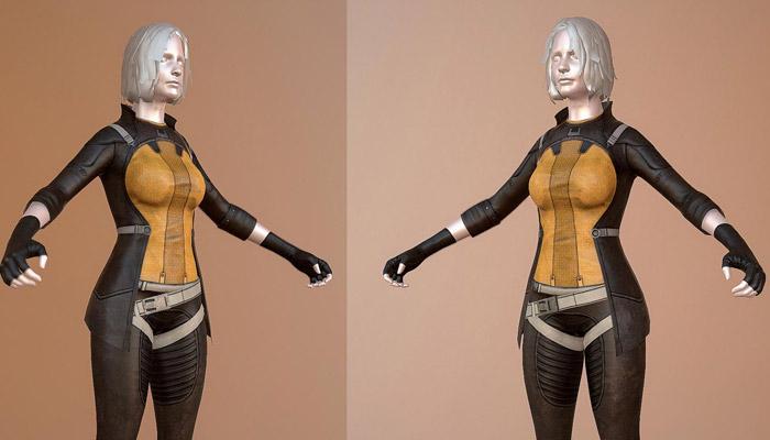 Форма Пилота Братства Стали Броня, Одежда Моды для Fallout 4 / Фоллаут 4
