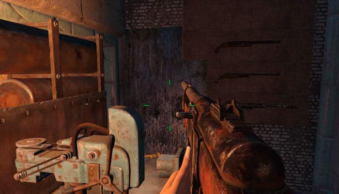 Новая анимация перезарядки винтовки Оружие Моды для Fallout 4 / Фоллаут 4