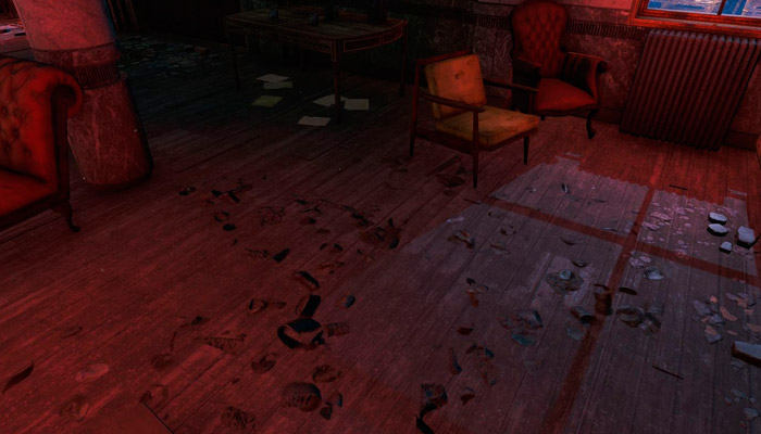 Убираем надоедливый мусор с пола Моды для Fallout 4 / Фоллаут 4