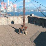 Восстановленный Замок Локации Моды для Fallout 4 / Фоллаут 4