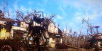 Bodyslide Изменение Силовой брони Моды для Fallout 4 / Фоллаут 4