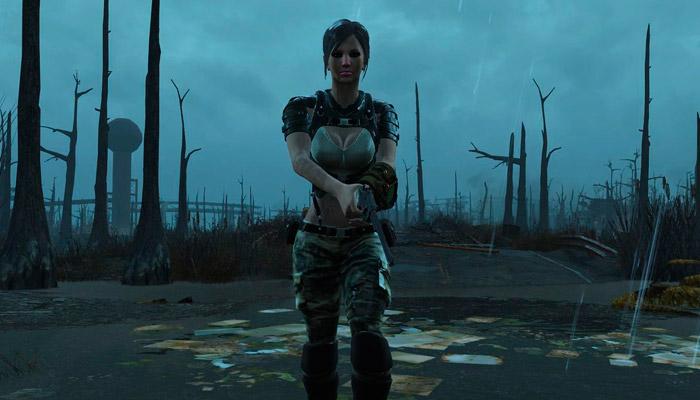 Будь сосредоточен, сынок Моды для Fallout 4 / Фоллаут 4
