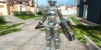 Месть «Мозга» Моды для Fallout 4 / Фоллаут 4