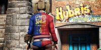 Одеяние Харли Квинн CBBE Броня Моды для Fallout 4 / Фоллаут 4