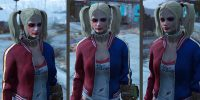 Харли Квинн Пресет Моды для Fallout 4 / Фоллаут 4