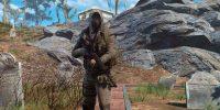 Одеяние мятежника Броня и Одежда Броня Моды для Fallout 4 / Фоллаут 4