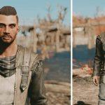 Одеяние бродяг из Содружества Броня Моды для Fallout 4 / Фоллаут 4
