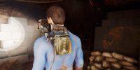 Наплечная лампа Броня и Одежда Моды для Fallout 4 / Фоллаут 4
