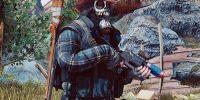 Костюм повстанца Броня Моды для Fallout 4 / Фоллаут 4