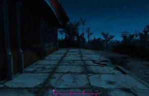 Чистая Станция Красная ракета Моды для Fallout 4 / Фоллаут 4