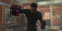 Гравитационный кулак Оружие Моды для Fallout 4 / Фоллаут 4