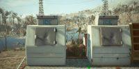 Довоенное имущество Моды для Fallout 4 / Фоллаут 4